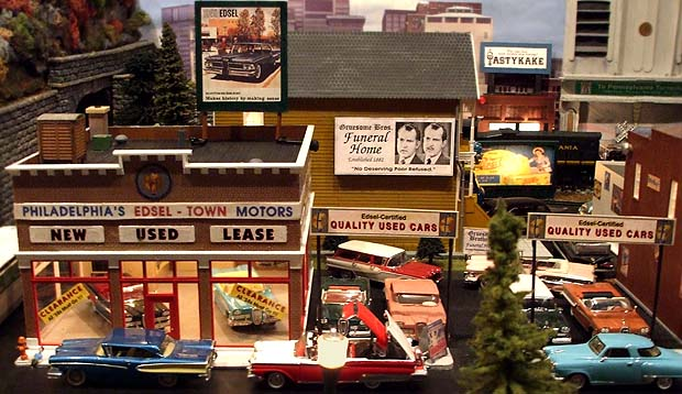 Ford Dealer Near Me >> O-Gauge Model Railroad - Description