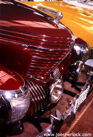 Headlight History
