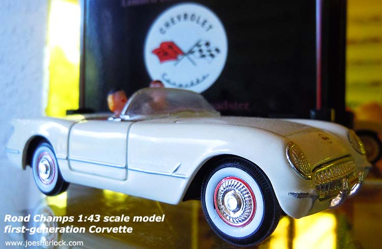 road champs diecast model