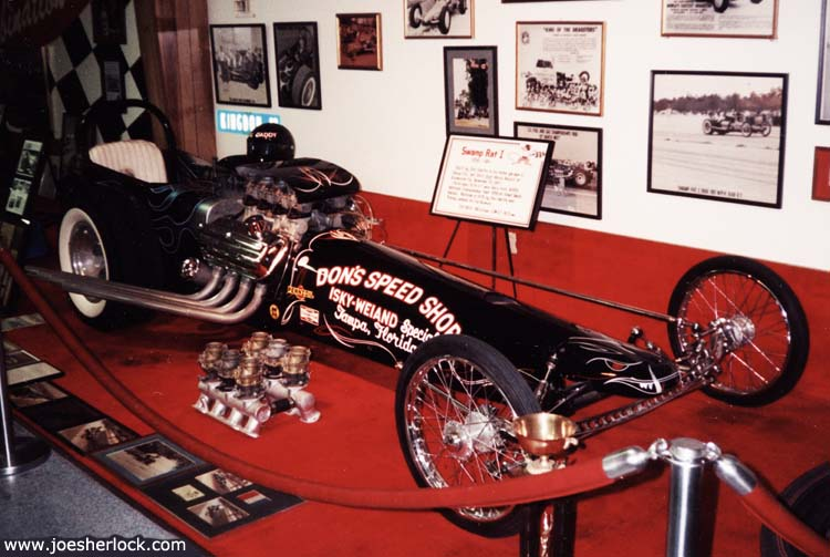 Don Garlits Museum Of Drag Racing - Don garlits museum car show